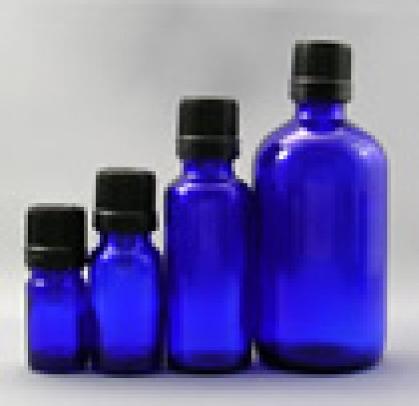 画像1: ブルーボトル (遮光瓶) E-30ml (1)